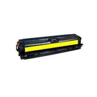 Compatible HP 650A Yellow, CE272A toner cartridge, 15000 pages, yellow