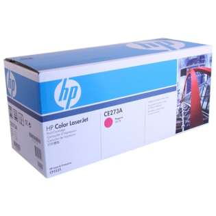 OEM HP CE273A / 650A cartridge - magenta