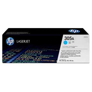 OEM HP CE411A / 305A cartridge - cyan