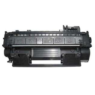 Compatible HP 05X, CE505X toner cartridge, 6500 pages, high capacity yield, black
