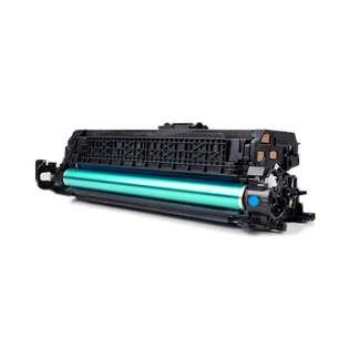 Compatible HP 646A Cyan, CF031A toner cartridge, 12500 pages, cyan