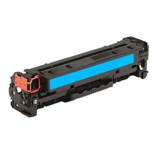 Compatible HP 312A Cyan, CF381A toner cartridge, 2700 pages, cyan