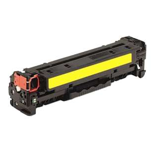 Compatible HP 312A Yellow, CF382A toner cartridge, 2700 pages, yellow