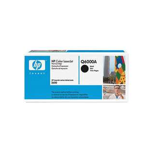 OEM HP Q6000A / 124A cartridge - black