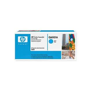 OEM HP Q6001A / 124A cartridge - cyan