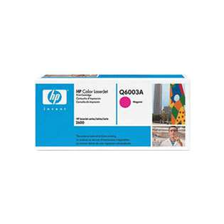 OEM HP Q6003A / 124A cartridge - magenta