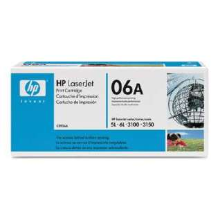 OEM HP C3906A / 06A cartridge - black
