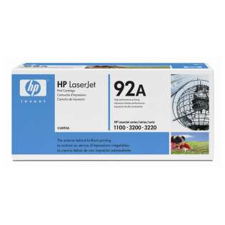 OEM HP C4092A / 92A cartridge - black
