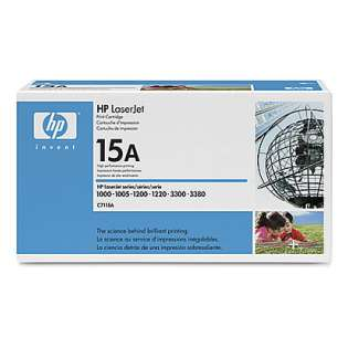 OEM HP C7115A / 15A cartridge - black