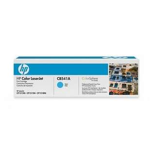 OEM HP CB541A / 125A cartridge - cyan
