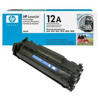 OEM HP Q2612A / 12A cartridge - black
