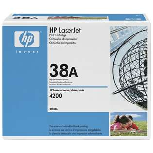 OEM HP Q1338A / 38A cartridge - black