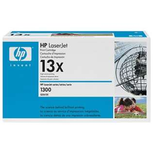 OEM HP Q2613X / 13X cartridge - high capacity black