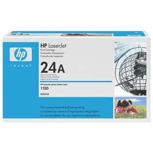 OEM HP Q2624A / 24A cartridge - black