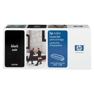 OEM HP Q2670A / 308A cartridge - black