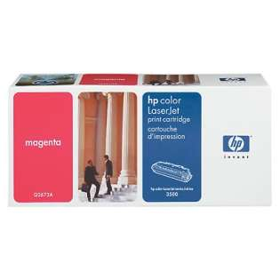OEM HP Q2673A / 309A cartridge - magenta