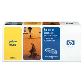 OEM HP Q2682A / 311A cartridge - yellow