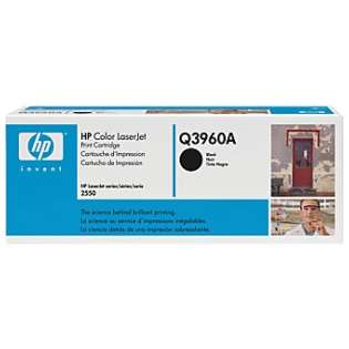 OEM HP Q3960A / 122A cartridge - black