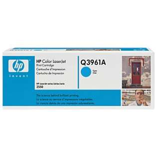 OEM HP Q3961A / 122A cartridge - cyan