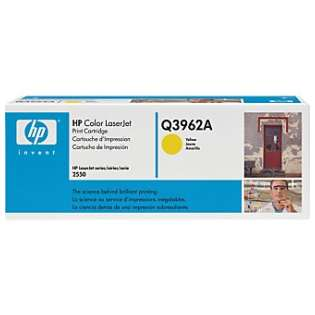OEM HP Q3962A / 122A cartridge - yellow