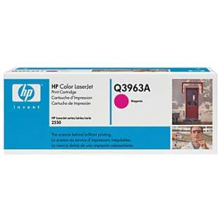 OEM HP Q3963A / 122A cartridge - magenta