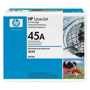 OEM HP Q5945A / 45A cartridge - black