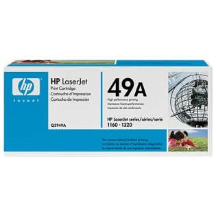 OEM HP Q5949A / 49A cartridge - black