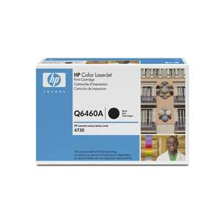 OEM HP Q6460A / 644A cartridge - black