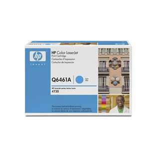 OEM HP Q6461A / 644A cartridge - cyan