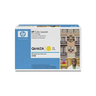 OEM HP Q6462A / 644A cartridge - yellow