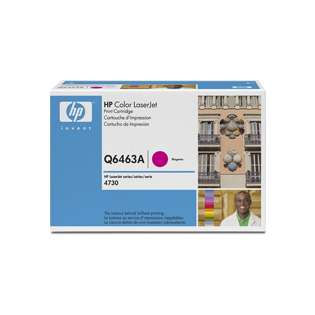 OEM HP Q6463A / 644A cartridge - magenta