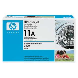 OEM HP Q6511A / 11A cartridge - black