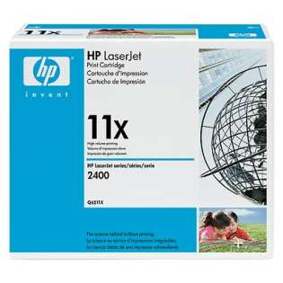 OEM HP Q6511X / 11X cartridge - high capacity black