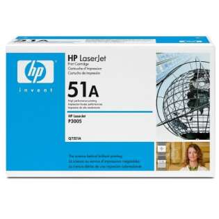 OEM HP Q7551A / 51A cartridge - black