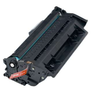 Replacement for HP Q7553X / 53X cartridge - high capacity MICR black