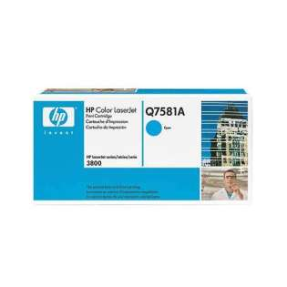 OEM HP Q7581A / 503A cartridge - cyan