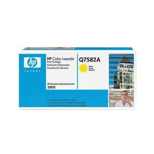 OEM HP Q7582A / 503A cartridge - yellow