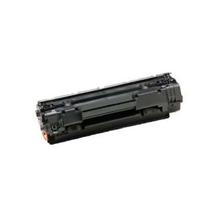 HP 36A, CB436A Toner Cartridge, 2000 Pages, Black