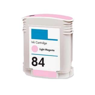 Remanufactured HP C5018A (84) inkjet cartridge - light magenta