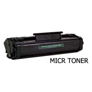 Replacement for HP C3906A / 06A cartridge - MICR black