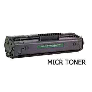 Replacement for HP C4092A / 92A cartridge - MICR black
