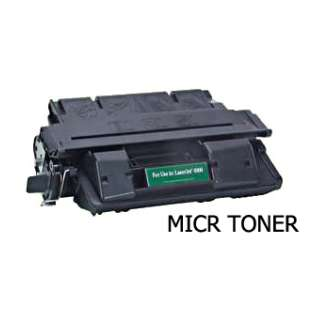 Replacement for HP C4127X / 27X cartridge - high capacity MICR black