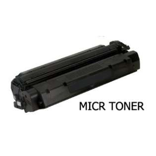 Replacement for HP C7115X / 15X cartridge - MICR black