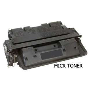 Replacement for HP C8061X / 61X cartridge - high capacity MICR black