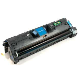 Compatible HP 121A Cyan, C9701A toner cartridge, 4000 pages, cyan