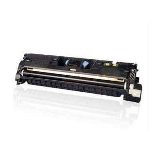 Compatible HP 121A Yellow, C9702A toner cartridge, 4000 pages, yellow