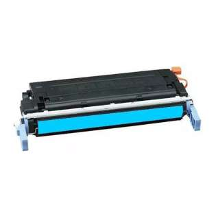 Compatible HP 641A Cyan, C9721A toner cartridge, 8000 pages, cyan