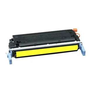 Compatible HP 641A Yellow, C9722A toner cartridge, 8000 pages, yellow