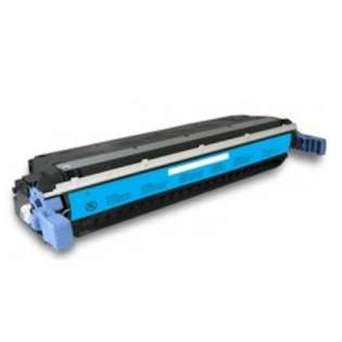 Compatible HP 645A Cyan, C9731A toner cartridge, 12000 pages, cyan