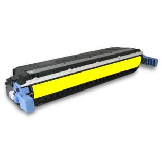 Compatible HP 645A Yellow, C9732A toner cartridge, 12000 pages, yellow